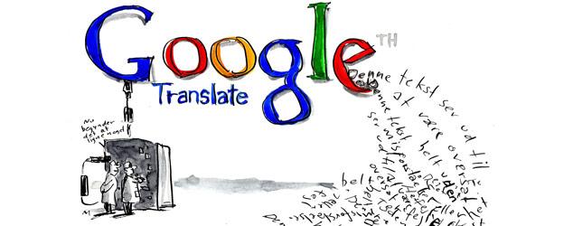 Google states that it translates better
