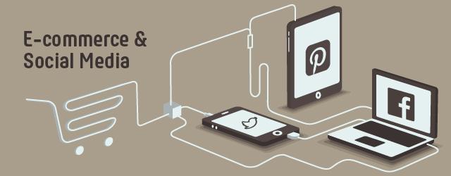 E-commerce & Social media