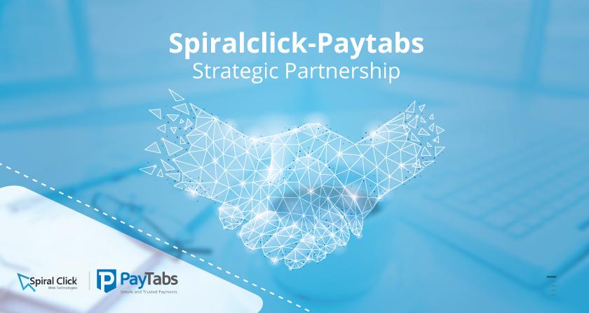PayTabs-SpiralClick Strategic Partnership