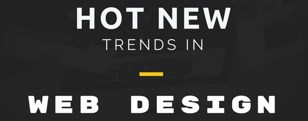Web design predictions for 2016
