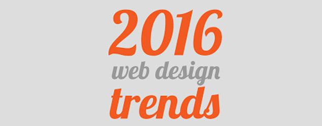 Website design trends not going anywhere