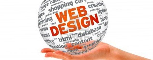Web design vs content